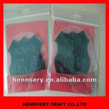 2012 New item Silicone/PU in prining logo promotion for pu sticky pad
