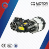 800w Battery 48V Electric Auto Rickshaw/cargo India Market BLDC Brushless Motor
