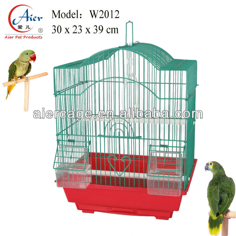 small decorative cage pet cage metal bird cages