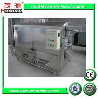 Peanut roasting equipment with CE/ISO