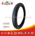 Manufacturer wholesales directyly bicycle fat tire 26x4.0