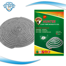 High quality unbreakable natural plant fiber mosquito coil