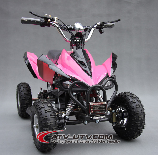 Lovely Pink Electric ATV for Girl Child