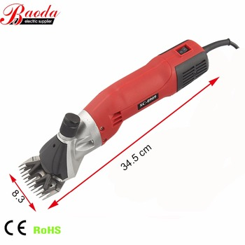Hot selling 500W electric animal sheep hair clipper