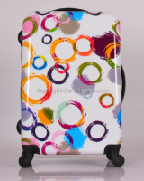 Suitcase Cabin Travel Luggage Trolley Bag