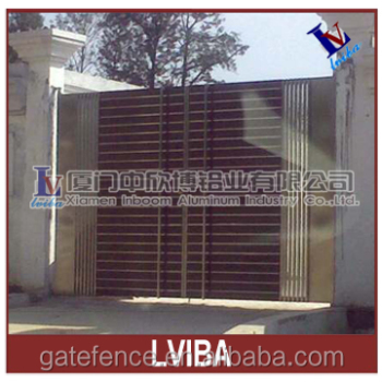 designer stainless steel gate & modern stainless steel gates design