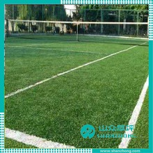 High Elasticity Artificial Tennis Grass Flooring For Basketball Court