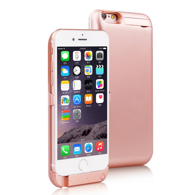 External Battery Case for iPhone 6 Portable Power Case