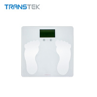 180kg Capacity Digital Baby Mommy Scale with Green Backlight Display