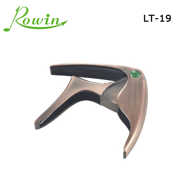 Acoustic Guitar Capo Tuners good quality metal guitar capo/Deluxe guitar capo tuner