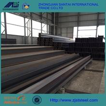 Galvanized Steel H Beam Dimensions Structure