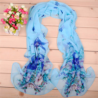 fashion scarf girls new scarf china factory