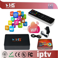 best selling products in america Android tv box 4k satellite receiver
