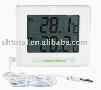 IN/Outdoor Thermometer TTH814