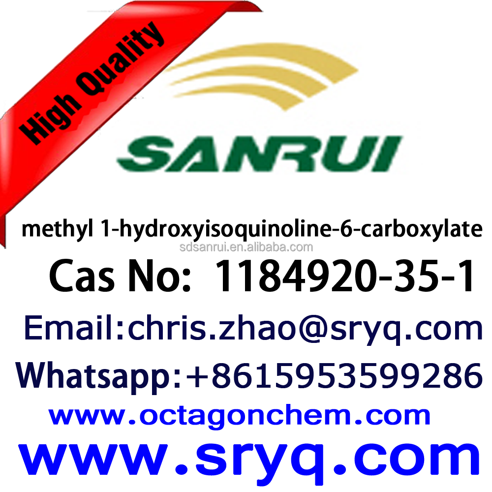 High Purity methyl 1-hydroxyisoquinoline-6-carboxylate 1184920-35-1