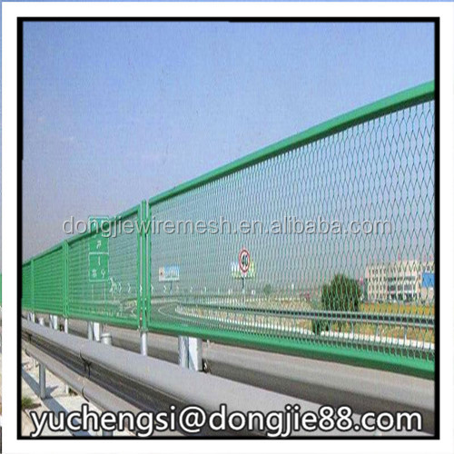 good market high demand for balcony protection Chain Link Fence