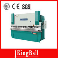 Sheet metal ce certificate cnc hydraulic press brake looking for agent in egypt