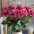 Factory direct artificial flowers single mini artifici rose flower for wedding flower