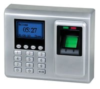 Fingerprint Access Control & Time Attendance Device