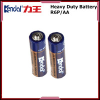 large capacity zinc carbon dry cell battery 1.5v battery r6p pila aa