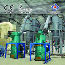 Calcium Carbonate Powder Grinding Roller Crusher