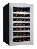 Popular Compressor Wine Coolers / Cellars / Refrigerators 45 bottles single zone Vincole