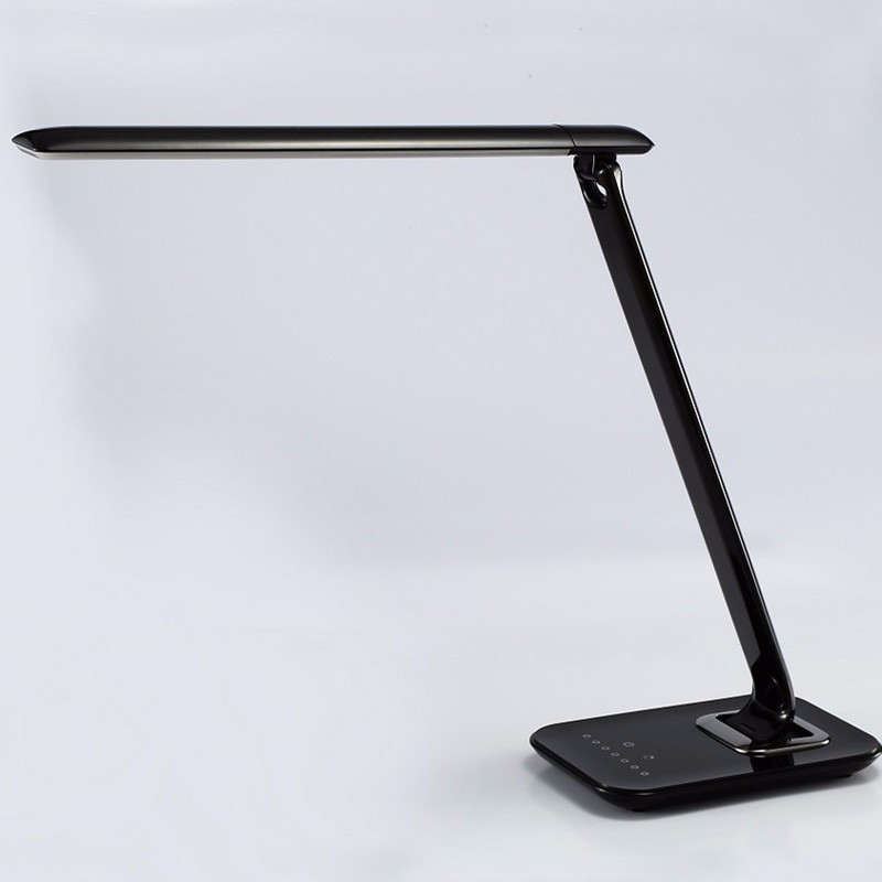 Dimmable Led Desk LampTable LampUsb Ports For Chargers