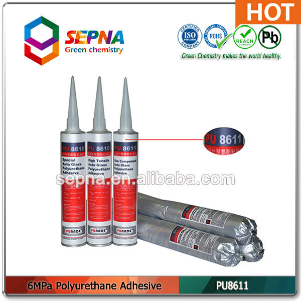 PU8611 High quality polyurethane sealant for mini car speakers