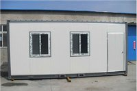 stainless steel container house easy to assemble