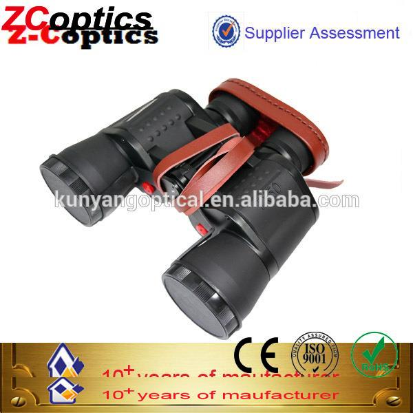 Top selling high quality binoculars 7x50 hand held military telescope