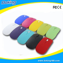 Hot Sale New Style Colorful Flat PC Computer Mouse