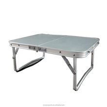 Onwaysports Portable computer desk aluminum mini folding tables OW-55