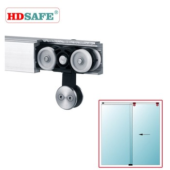 Stainless Steel Moving Gate glass door roller with high quality best price