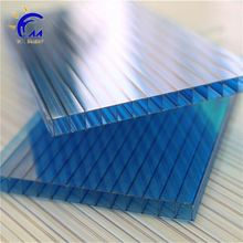 3mm solar panel/polycarbonate sheet/greenhouse plastic roofing/clear sheets plastic