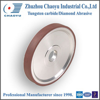 1A1 Flat shape cheap vitrified bond diamond grinding wheel for CVD manufacturer