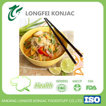 Good guality konjac noodles manufactured in China/ instant food