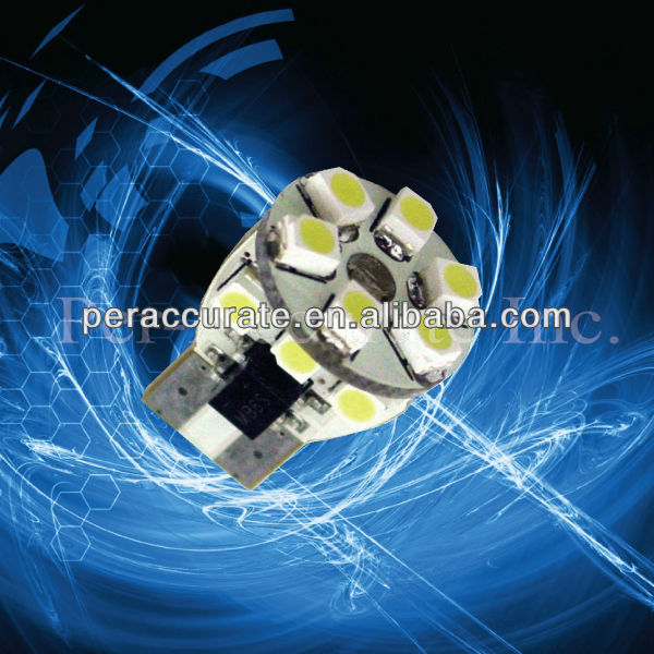 T10 194 W5W 501 canbus LED W5W 12SMD 3528 24V truck part