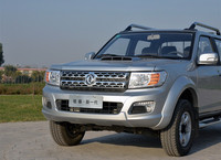 LHD/RHD Dongfeng 2WD/4WD Rich Diesel/Gasoline engine double cabin pickup truck for sale