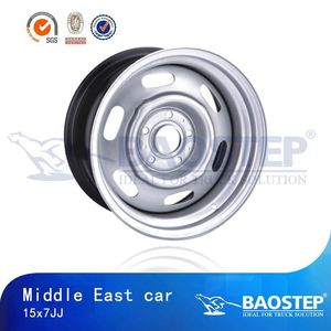 wheel rims 15x7JJ for Middle east car