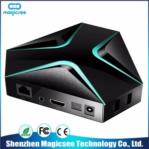 New Arrival Professional Manufacturer smart android super box tv