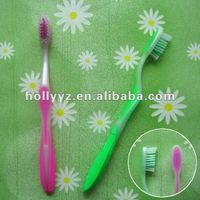 Hot sale nylon bristle personalized adult toothbrushes for sale
