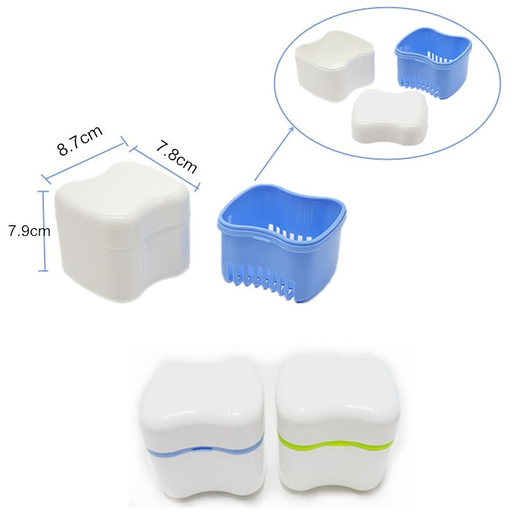 Plastic Oral Care Box Dental Box