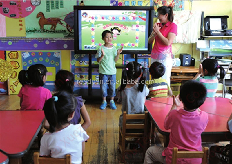 <XZY>Multi Touch Screen Projector Board Rich tools for teaching School Equipment