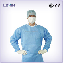 medical SMS surgical gown