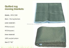 3kgs Economy quilted moving blanket for packing furniture