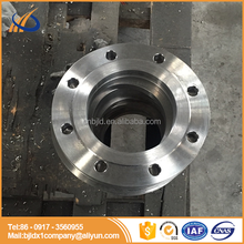 american standard forging pipe fitting elbow tee cap reducer flange from Baoji made in China