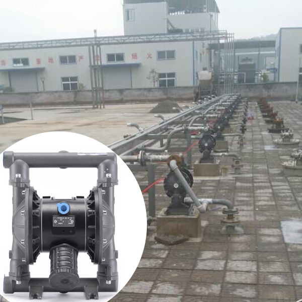 Air Operated Industrial Sewage Dewatering Pumps