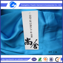 Best Garment Accessories Custom Paper Jewelry Hang Tag
