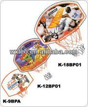 Basketball boards set,made of MDF