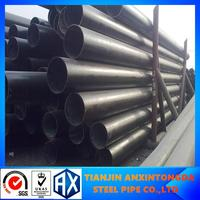 carbon spiral welded steel pipe for gas and oil line!cold welded pipes russia!erw steel pipe/tube